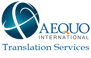Aequo Translation Service